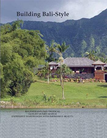 Hawaiian Bali Style