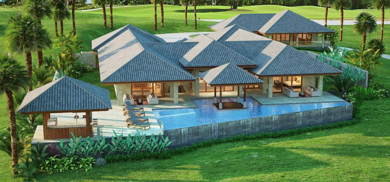 Tropical Architecture Design on Big Island